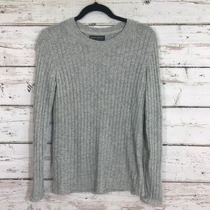 Banana Republic Gray Filpucci Sweater